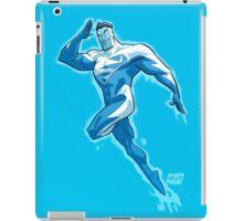 Superman Blue 1990s JLA iPad Case/Skin