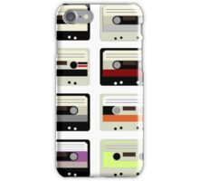 Analog Tape II iPhone Case/Skin
