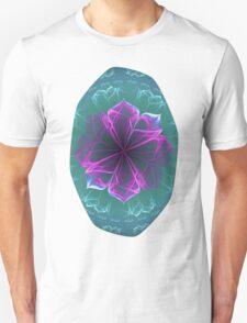 Ornate Blossom in Fuchsia T-Shirt