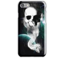 The mark of terror iPhone Case/Skin