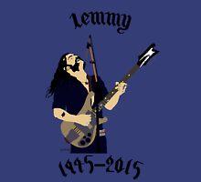 Tribute to Ian Lemmy Kilmister (Motorhead) Unisex T-Shirt