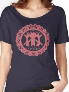 Witch Charlotte's Symbol Women's Relaxed Fit T-Shirt