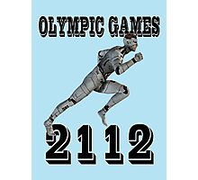 Future Olympic Games  Photographic Print