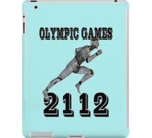 Future Olympic Games  iPad Case/Skin