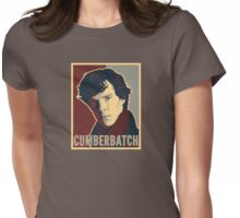 Sherlock Trilogy BC - Rustic Womens Fitted T-Shirt