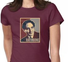 Sherlock Trilogy BR - Rustic Womens Fitted T-Shirt