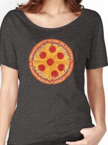 The One Pizza Women's Relaxed Fit T-Shirt