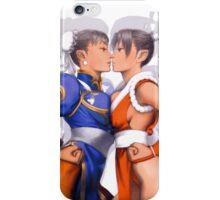 Chun-li and Mai iPhone Case/Skin