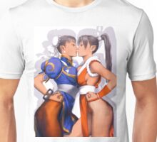 Chun-li and Mai Unisex T-Shirt