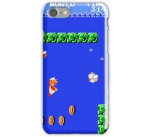 MARIO - WORLD 2-2 iPhone Case/Skin