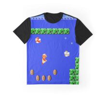 MARIO - WORLD 2-2 Graphic T-Shirt