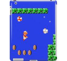 MARIO - WORLD 2-2 iPad Case/Skin