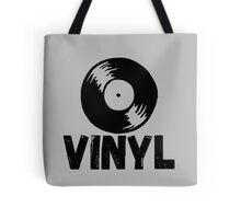 Vinyl Records Forever Tote Bag