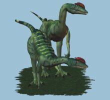 Dilophosaurus .. Dinosaurs Kids Tee