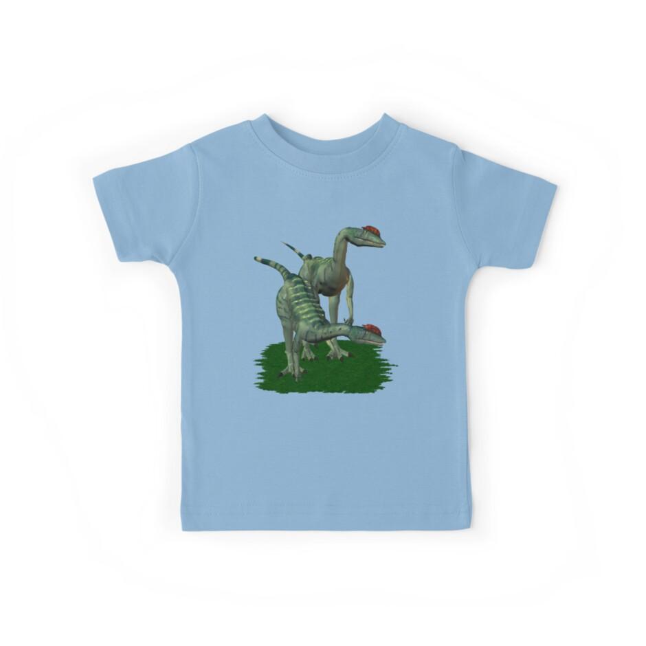 Dilophosaurus .. Dinosaurs by LoneAngel