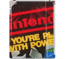Nintendo Power Era iPad Case/Skin