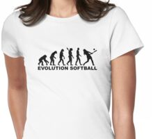 Evolution Softball Womens Fitted T-Shirt