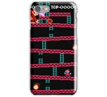 MARIO - VS DONKEYKONG iPhone Case/Skin