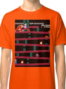 MARIO - VS DONKEYKONG Classic T-Shirt