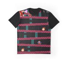 MARIO - VS DONKEYKONG Graphic T-Shirt