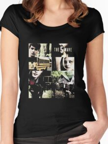 the 5th wave movie  Women's Fitted Scoop T-Shirt