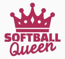 Softball queen by Designzz
