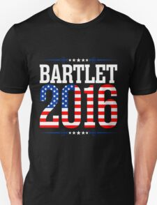 Bartlet 2016 Election Tee T-Shirt