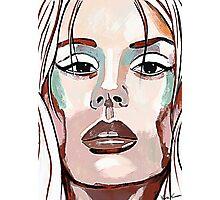 Lana Del Rey my version Photographic Print