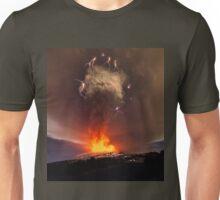 Dirty thunderstorm - Etna Unisex T-Shirt