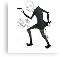 Victor Zsasz 'Gotham' Villain Canvas Print