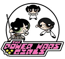 Power Wars Girls by luvthecubs
