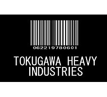 Tokugawa Heavy Industries (White) (Metal Gear) Photographic Print