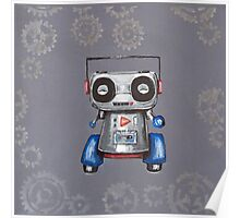Robot Boomer Poster