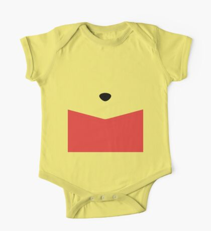 Rumbly in my Tummy One Piece - Short Sleeve