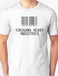Tokugawa Heavy Industries (Black) (Metal Gear) T-Shirt