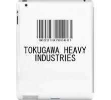 Tokugawa Heavy Industries (Black) (Metal Gear) iPad Case/Skin