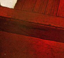 Scarlet Step Sticker