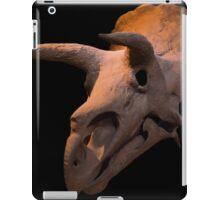 Triceratops dinosaur skull iPad Case/Skin