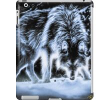 Gloom Wolf iPad Case/Skin