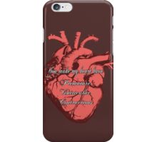 You Make My Heart PVC iPhone Case/Skin