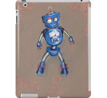 Robot Gauge iPad Case/Skin
