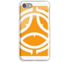 TriOrange Symbol iPhone Case/Skin