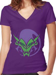 Goblin Women's Fitted V-Neck T-Shirt