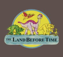 The Land Before Time Baby Tee