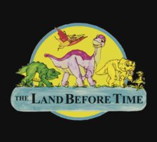 The Land Before Time Kids Tee