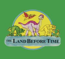 The Land Before Time One Piece - Short Sleeve