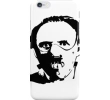 Hannibal Lecter-Hopkins iPhone Case/Skin
