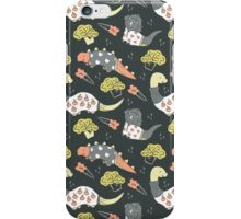 Eat Your Veggies in Soft Colors  iPhone Case/Skin