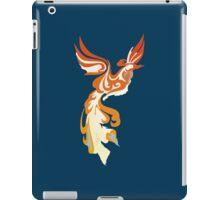Colorful Orange Flames of Phoenix iPad Case/Skin