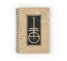 Nicolas Jenson's Typographer Mark Spiral Notebook